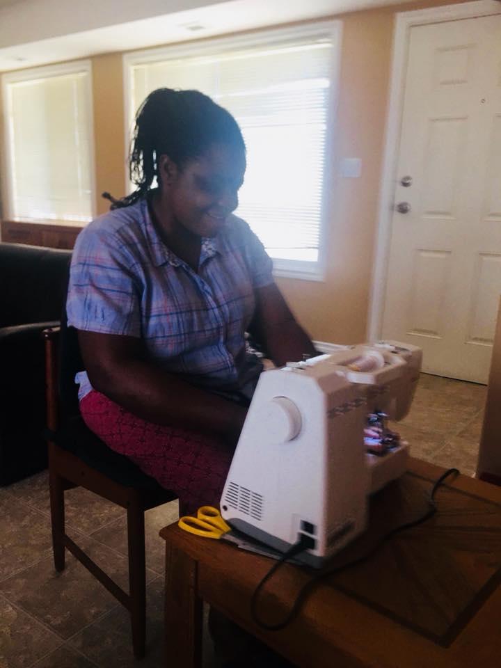 mapendo sewing